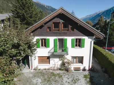 Rent in ski resort Maison de Pays Campanella - Chamonix