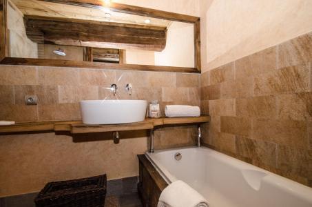 Location au ski Appartement 4 pièces 8 personnes - Maison la Ferme A Roger - Chamonix - Appartement