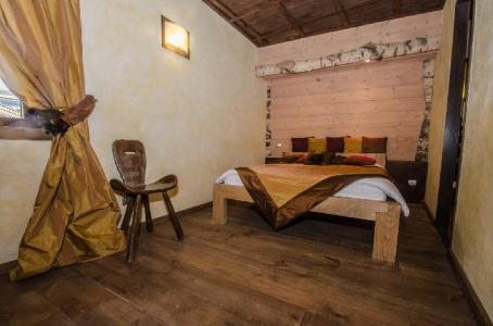 Location au ski Appartement 4 pièces 8 personnes - Maison la Ferme A Roger - Chamonix - Chambre