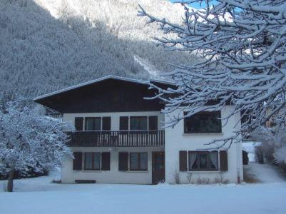 Rent in ski resort 3 room apartment 4 people (1) - Maison Novel - Chamonix - Winter outside