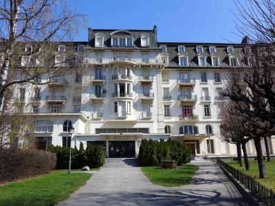 Rent in ski resort 3 room apartment 4 people (3) - Mont-Blanc - Chamonix