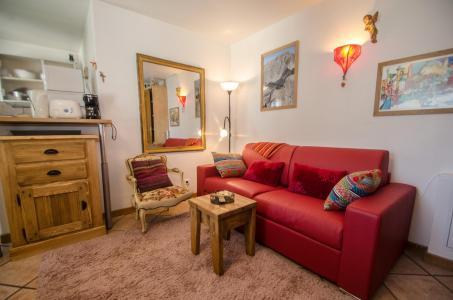 Location au ski Appartement 2 pièces 4 personnes (roseau) - Résidence Androsace - Chamonix