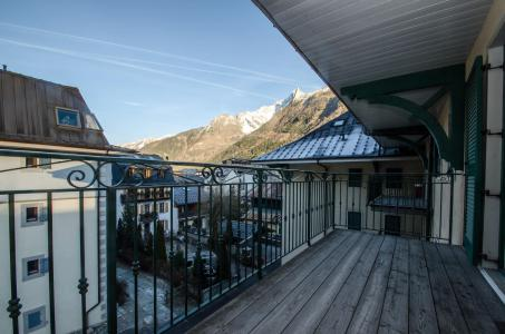 Rent in ski resort 4 room duplex apartment 6 people - Résidence Androsace - Chamonix