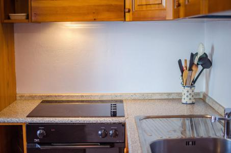 Location au ski Appartement 2 pièces 4 personnes (rose) - Résidence Androsace - Chamonix - Cuisine