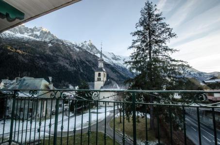 Location au ski Appartement 2 pièces 4 personnes (rose) - Residence Androsace - Chamonix - Lit armoire 2 personnes