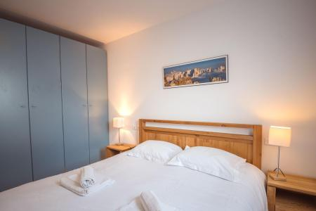 Location au ski Appartement 2 pièces 4 personnes (rose) - Résidence Androsace - Chamonix - Séjour