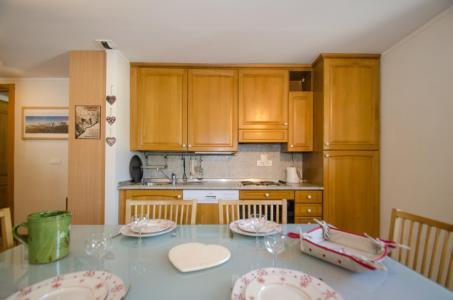 Location au ski Appartement 3 pièces 6 personnes (AMIJEAN) - Résidence Androsace - Chamonix - Séjour