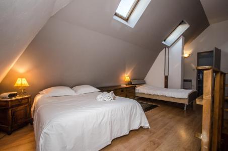 Location au ski Appartement duplex 4 pièces 6 personnes - Résidence Androsace - Chamonix - Chambre