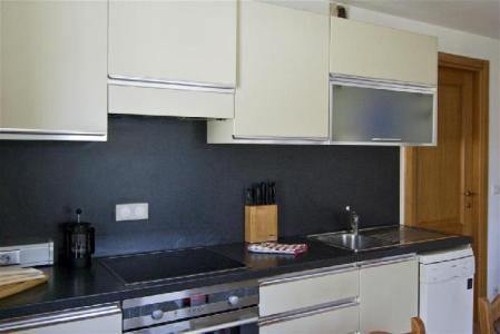 Location au ski Appartement duplex 4 pièces 6 personnes - Residence Androsace - Chamonix - Coin repas