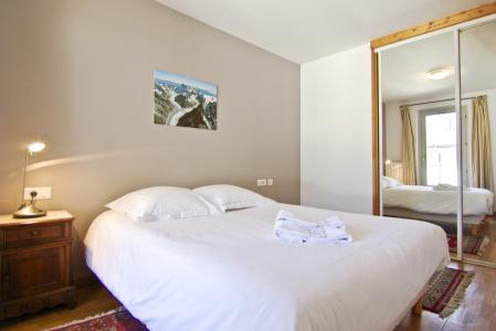 Location au ski Appartement duplex 4 pièces 6 personnes - Résidence Androsace - Chamonix - Couchage