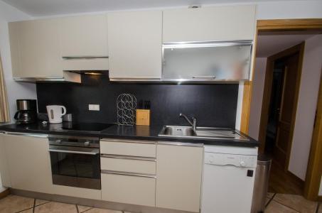 Location au ski Appartement duplex 4 pièces 6 personnes - Résidence Androsace - Chamonix - Cuisine