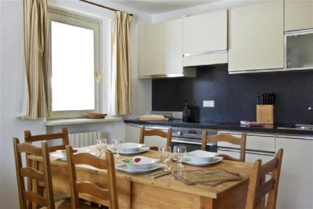 Location au ski Appartement duplex 4 pièces 6 personnes - Residence Androsace - Chamonix - Escalier