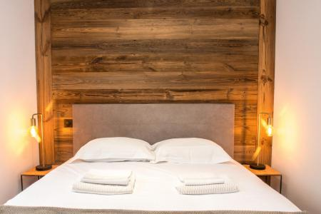 Rent in ski resort 2 room apartment 2 people (ALLEGRIA) - Résidence Androsace du Lyret - Chamonix - Cabin