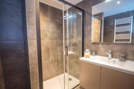 Rent in ski resort 2 room apartment 2 people (ALLEGRIA) - Résidence Androsace du Lyret - Chamonix