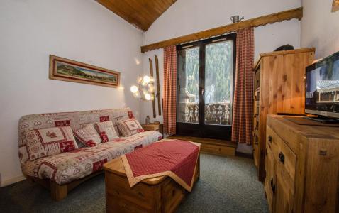 Location au ski Studio mezzanine 4 personnes (La Poya) - Résidence Bâtiment B - Chamonix