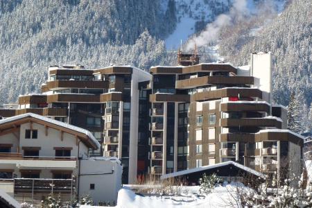 Location Chamonix : Résidence Beausite hiver