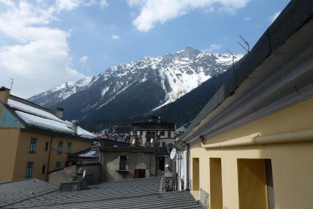 Location au ski Studio 4 personnes (Aspen) - Residence Carlton - Kira - Chamonix