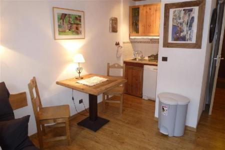 Location au ski Studio 3 personnes (Kira) - Residence Carlton - Kira - Chamonix - Douche à l'italienne