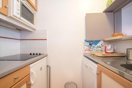 Location au ski Appartement 2 pièces 4 personnes (CROCUS) - Résidence Chamois Blanc - Chamonix - Cuisine