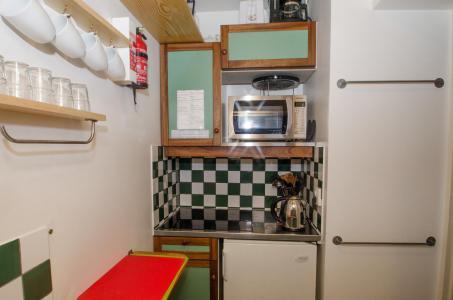 Location au ski Appartement 2 pièces 4 personnes (FORSYTIA) - Résidence Chamois Blanc - Chamonix - Cuisine