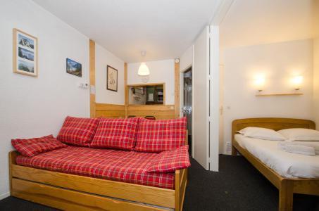 Location au ski Appartement 2 pièces 4 personnes (FORSYTIA) - Résidence Chamois Blanc - Chamonix - Séjour