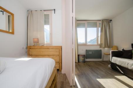 Location au ski Appartement 2 pièces 4 personnes (INDIA) - Résidence Chamois Blanc - Chamonix - Appartement