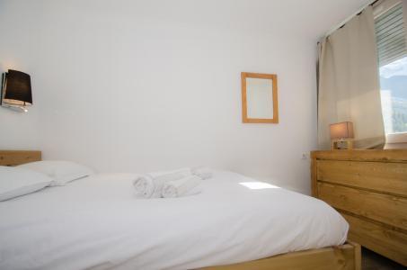 Location au ski Appartement 2 pièces 4 personnes (INDIA) - Résidence Chamois Blanc - Chamonix - Chambre