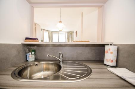 Location au ski Appartement 2 pièces 4 personnes (INDIA) - Résidence Chamois Blanc - Chamonix - Cuisine