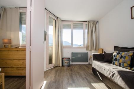 Location au ski Appartement 2 pièces 4 personnes (INDIA) - Résidence Chamois Blanc - Chamonix - Séjour