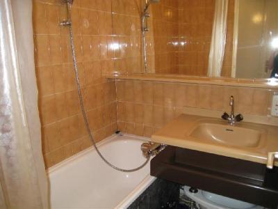 Location au ski Appartement 2 pièces 4 personnes - Residence Chamois Blanc - Chamonix - Salle de bains