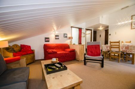 Location Chamonix : Résidence Champraz hiver