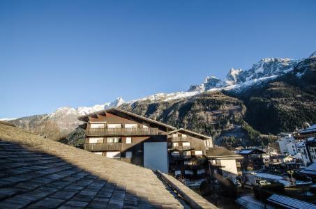 Location au ski Studio 3 personnes (LAURIER) - Résidence Clos du Savoy - Chamonix