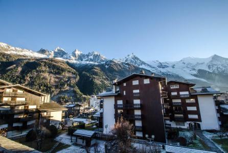 Rent in ski resort Studio 3 people (LAURIER) - Résidence Clos du Savoy - Chamonix - Apartment