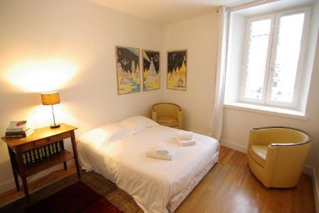 Location au ski Appartement 3 pièces 4 personnes - Residence Cursal - Chamonix - Chambre
