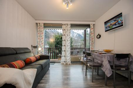 Rent in ski resort 2 room apartment 4 people (CABRI) - Résidence de l'Arve - Chamonix