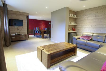 Rent in ski resort 4 room apartment 8 people - Résidence Espace Montagne - Chamonix