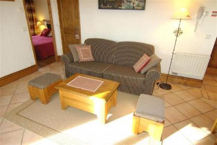 Location au ski Appartement 3 pièces 6 personnes - Residence La Ginabelle - Chamonix