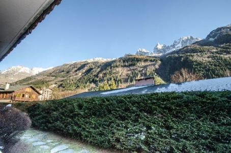 Location au ski Appartement 3 pièces 6 personnes - Residence La Ginabelle - Chamonix - Intérieur