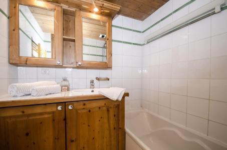 Location au ski Appartement 3 pièces 6 personnes - Residence La Ginabelle - Chamonix - Extérieur hiver