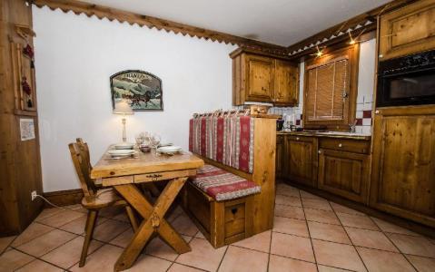 Location au ski Appartement 3 pièces 6 personnes - Residence La Ginabelle - Chamonix - Appartement