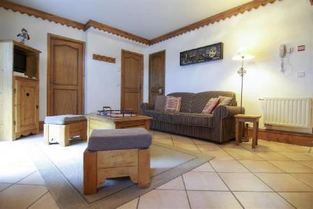Location au ski Appartement 3 pièces 6 personnes - Residence La Ginabelle - Chamonix - Chambre