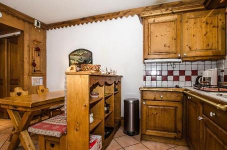 Location au ski Appartement 3 pièces 6 personnes - Residence La Ginabelle - Chamonix - Salle de bains
