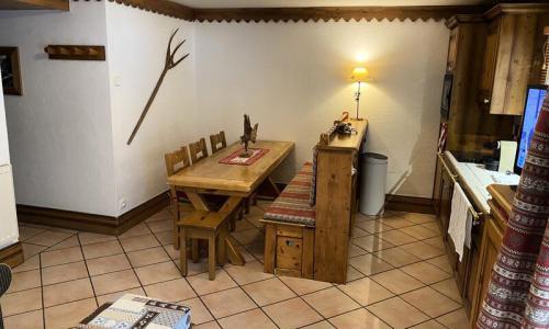 Location au ski Appartement 3 pièces 6 personnes (Sélection 45m²-1) - Résidence la Ginabelle - Maeva Home - Chamonix - Extérieur hiver