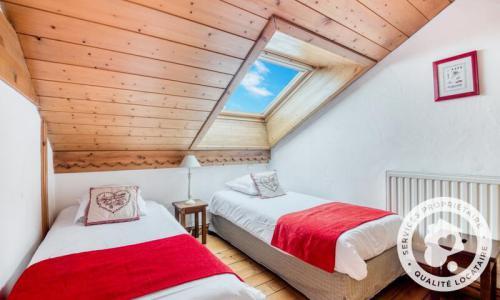 Location au ski Appartement 4 pièces 8 personnes (Sélection 55m²-4) - Résidence la Ginabelle - Maeva Home - Chamonix - Extérieur hiver