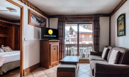 Location Chamonix : Résidence la Ginabelle - Maeva Home hiver