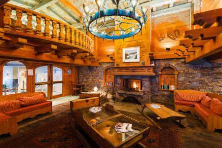Location au ski Residence Lagrange Le Cristal D'argentiere - Chamonix - Réception