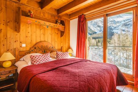 Location au ski Residence Lagrange Le Cristal D'argentiere - Chamonix - Chambre