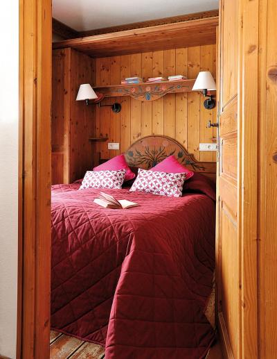 Location au ski Résidence Lagrange le Cristal d'Argentière - Chamonix - Chambre