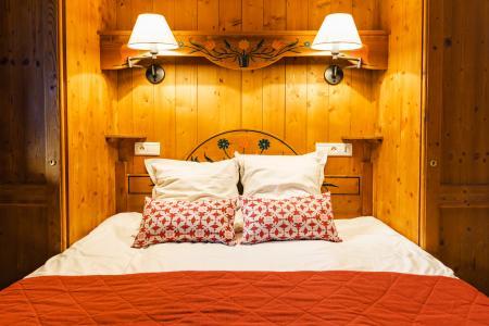 Alquiler al esquí Résidence Lagrange le Cristal d'Argentière - Chamonix - Habitación