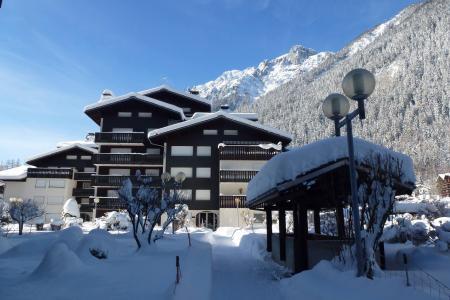 Location au ski Studio 4 personnes (Quartz) - Residence Le Clos Du Savoy - Chamonix